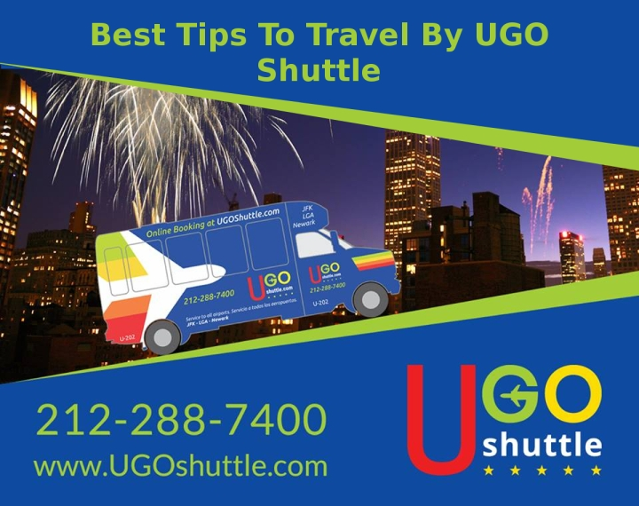 ugo shuttle travelling tips
